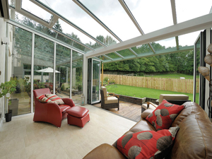Double Glazed upvc and timber conservatories