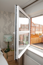 Tilt and Turn Windows by Crown Conservatories