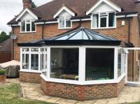 Crown P Shaped Conservatory