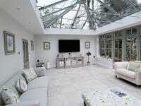 Interior Grey Livinroom