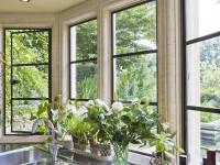 Steel Windows by Crown Conservatories