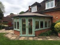 Solid Roof Conservatory Hartley Wintney