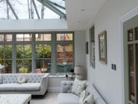 Livinroom by Crown in Hampshire