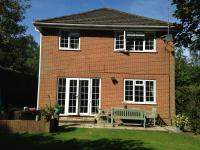 PVCu windows and French doors