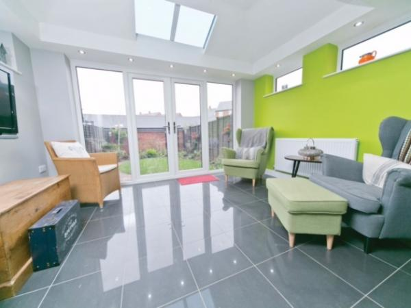 Ultraframe Ultraroof 380 Get A New Tiled Conservatory Roof