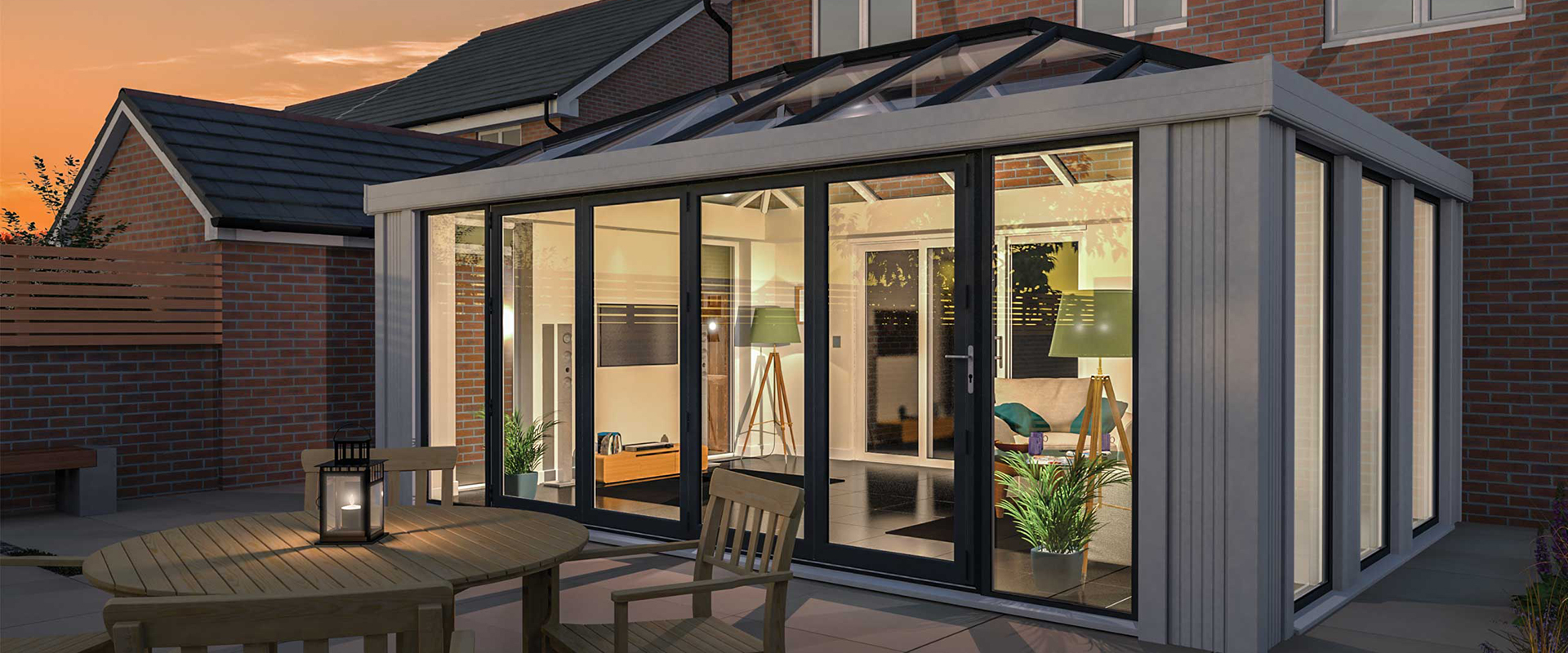 Conservatories Conservatory Orangery By Crown